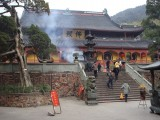 The_buddha_hall_of_Tiantong_Temple